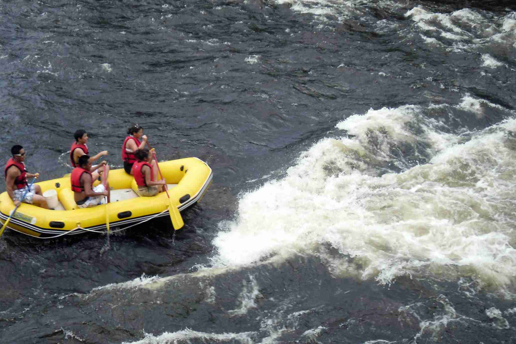 Lehigh River Water Release 32